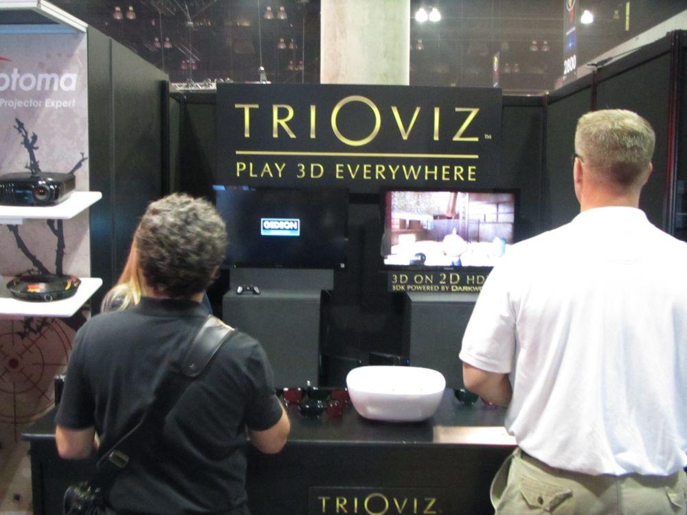 Trioviz at E3 2011