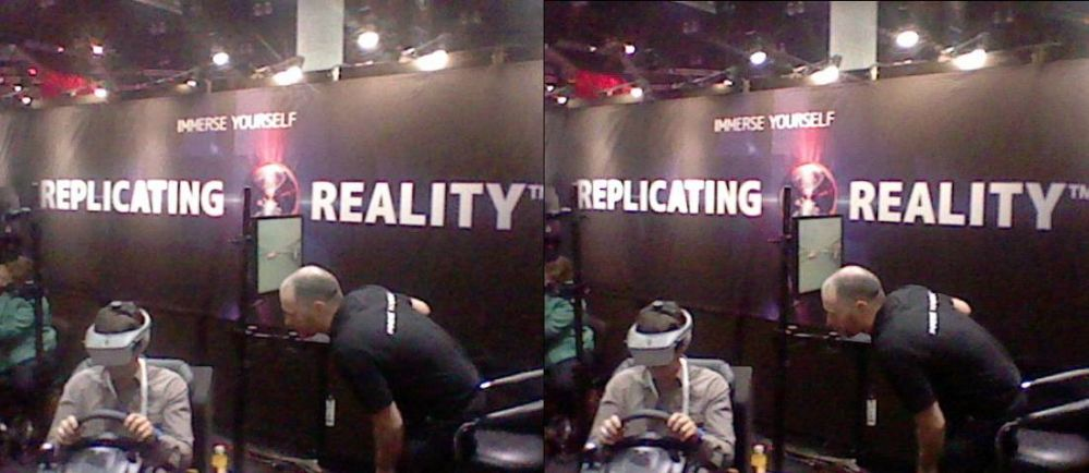 Fourth Dimension Displays at E3 2011