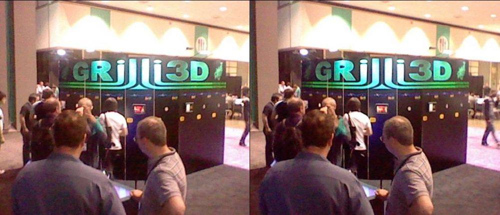 Grilli3d at E3 2011
