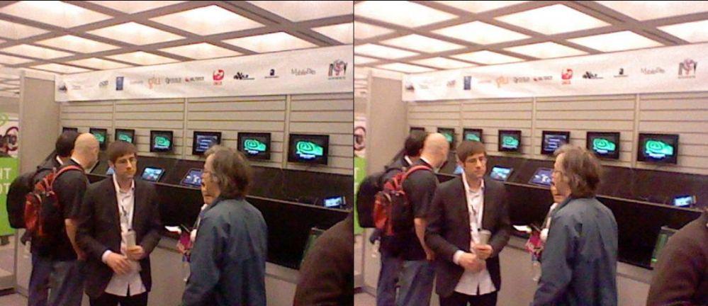 Nvidia E3 Exhibit