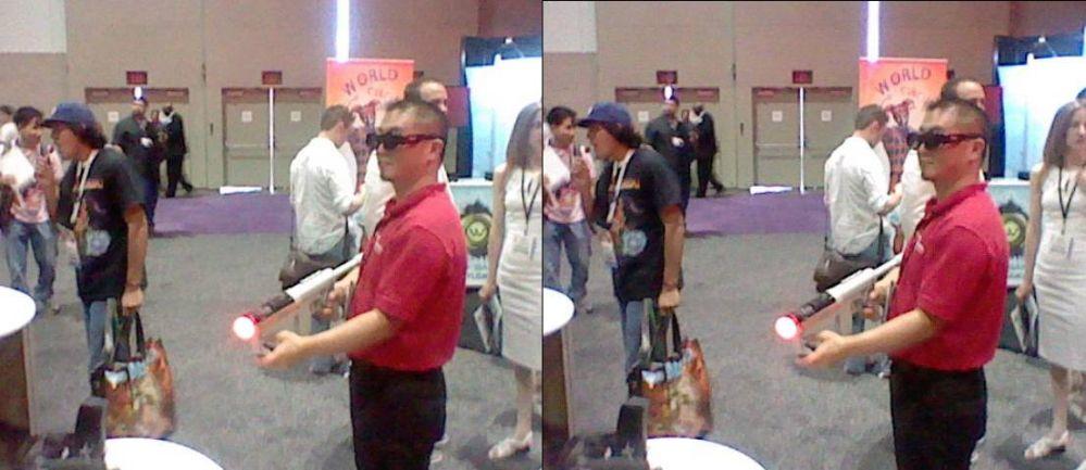 Optoma at E3 2011