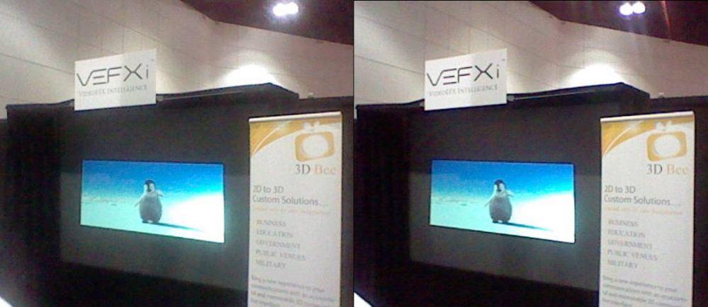 Vefxi at E3 2011