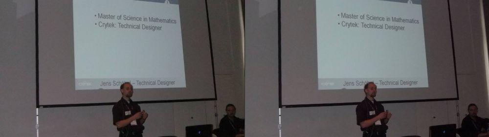 Jens Schöbel, Technical Designer, Crytek