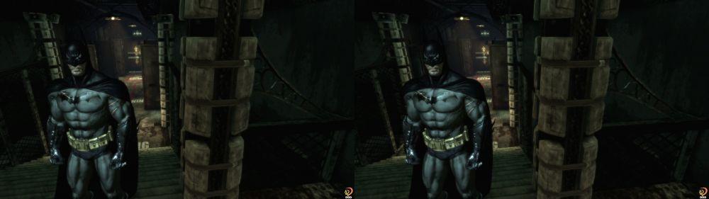 Batman Arkham Asylum (DDD)