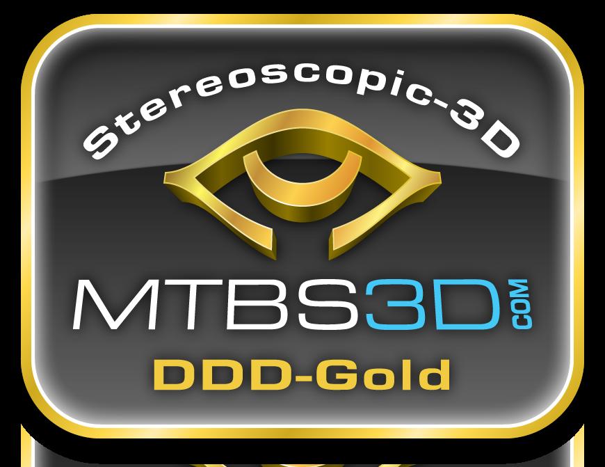 DDD Gold Logo