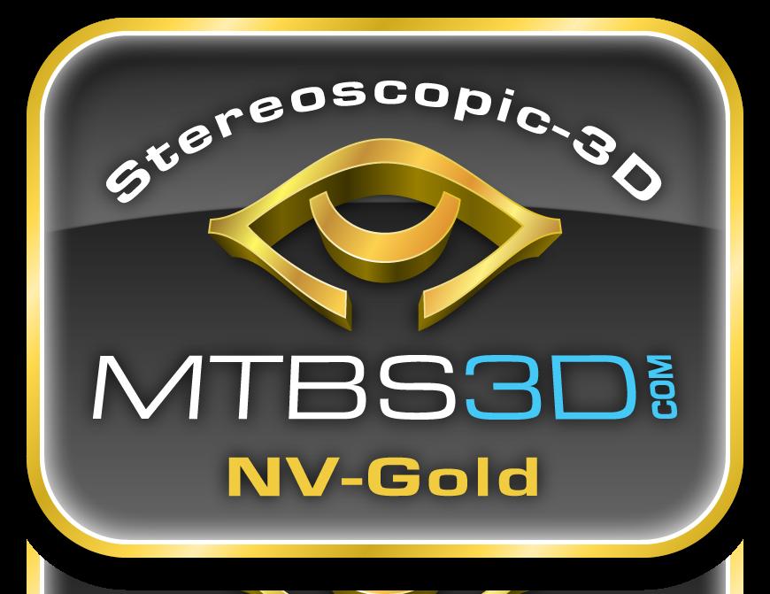 NVIDIA Gold Logo