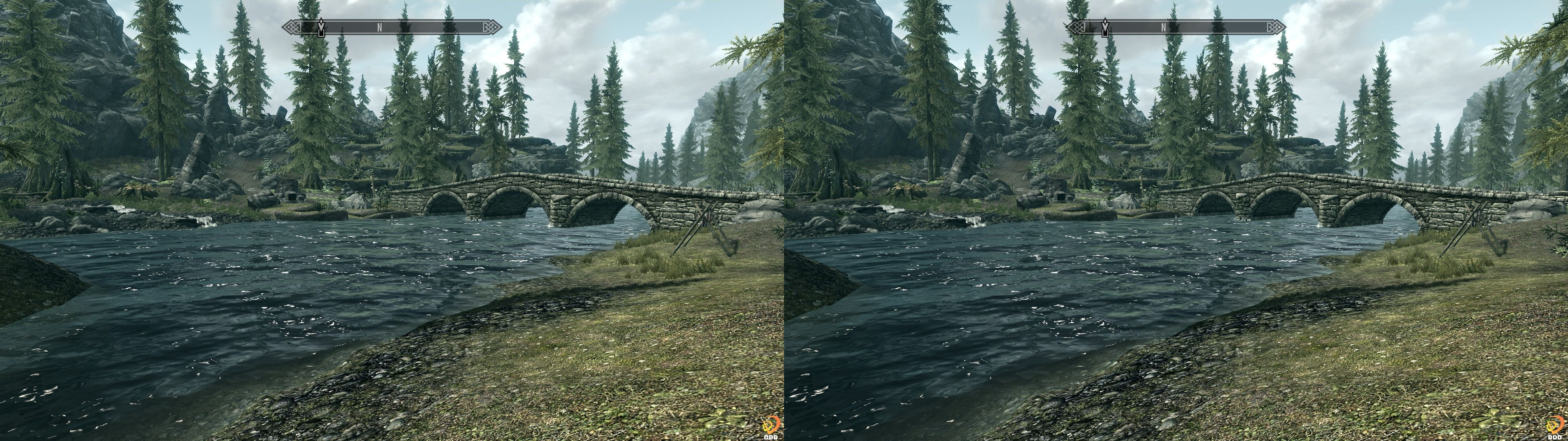 3D Image From Skyrim