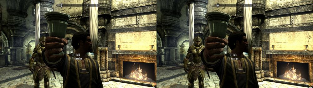 Elder Scrolls V: Skyrim Reviewed in 3D!
