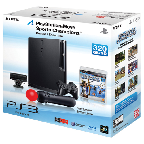 Sony PS3 Move Bundle