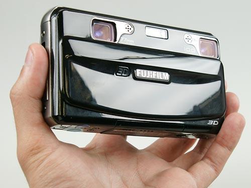 Fujifilm 3D camera