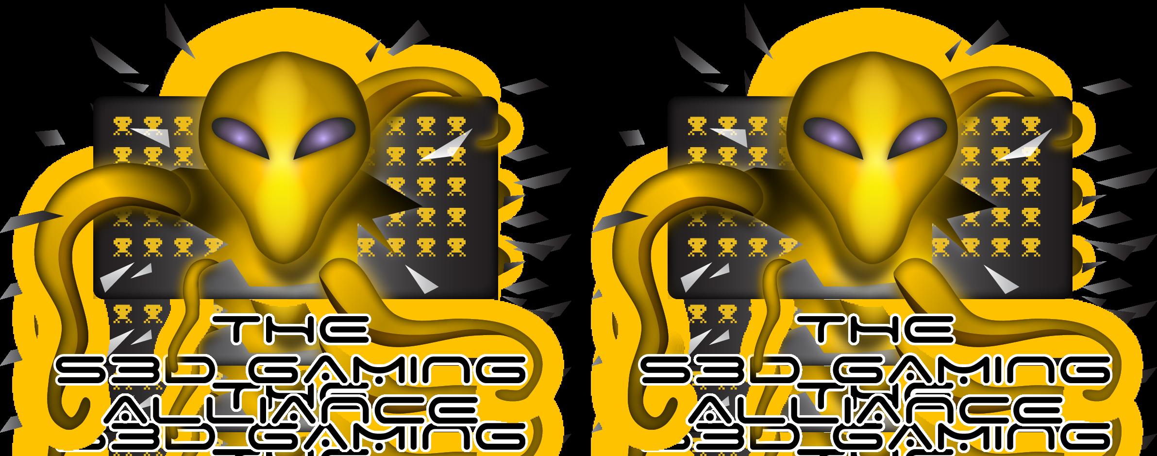 S3DGA S-3D Logo