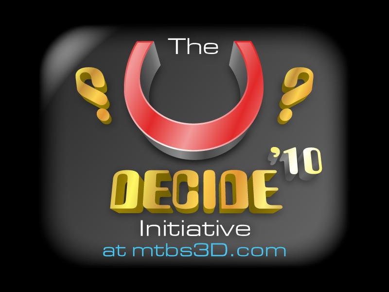 U-Decide Initiative Logo