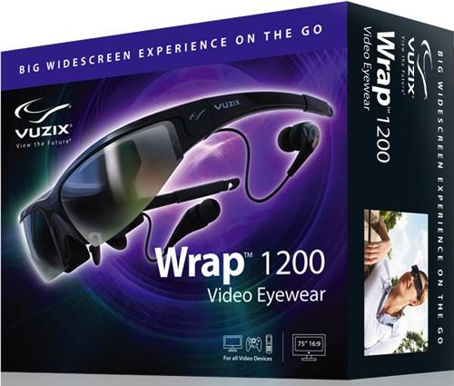 Vuzix Wrap 1200
