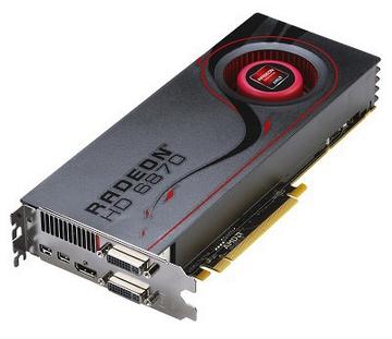 AMD 6870 GPU