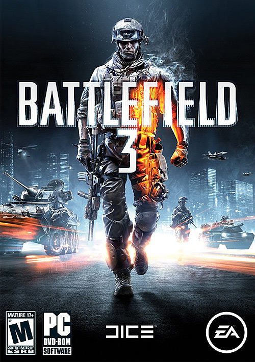Battlefield 3 Patched With Native 3D Support...sort of.