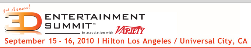 3D Entertainment Summit