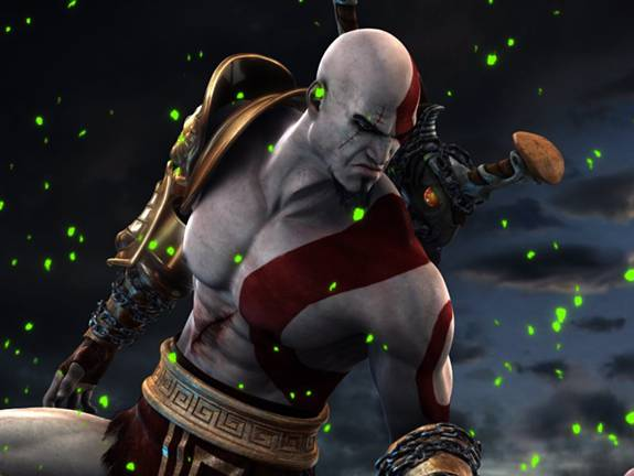 Kratos, God of War III