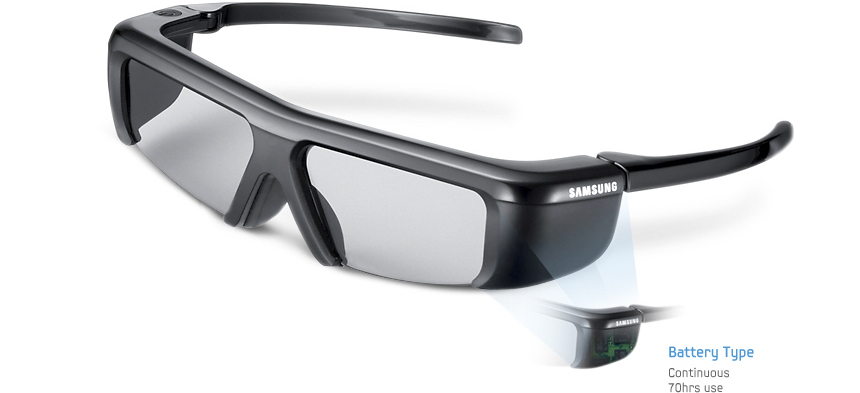 Samsung SSG-3100GB Glasses