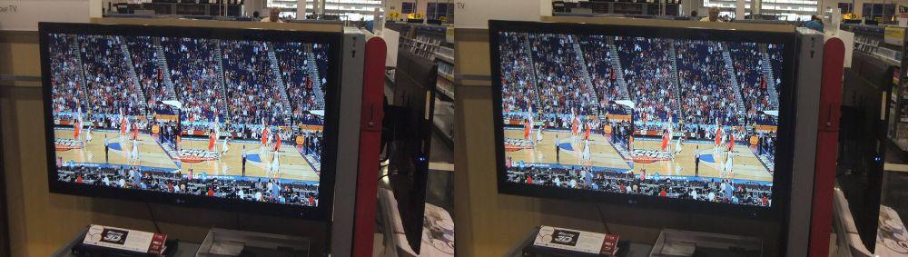 LG Electronics' 3D HDTV