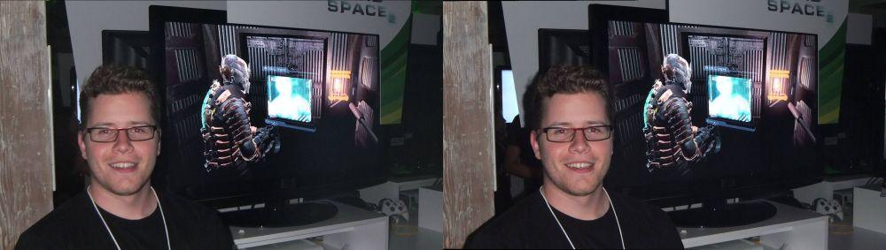 Guillaume Voghel, Dead Space 2, EA