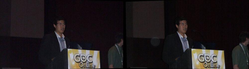 Bei Yang, Concept Designer for Walt Disney Imagineering at GDC Online