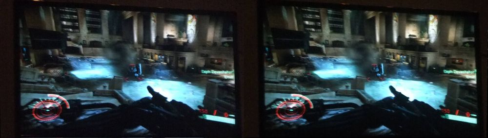 Crysis 2 in 3D