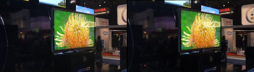 Sharp Electronics at CES 2011