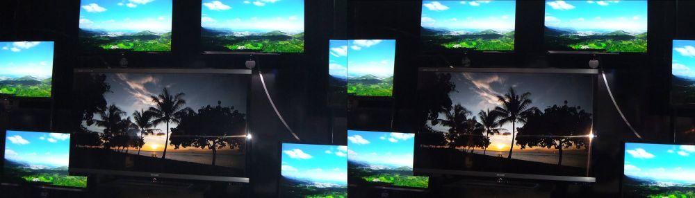 Sharp Aquos 3D HDTV