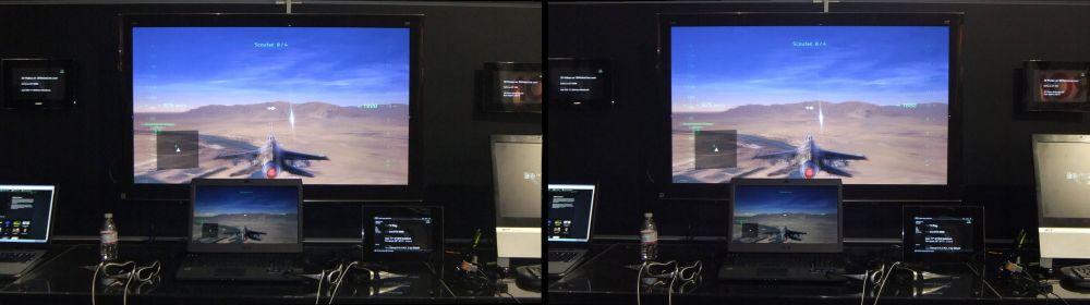 Nvidia CES 2011 Exhibit