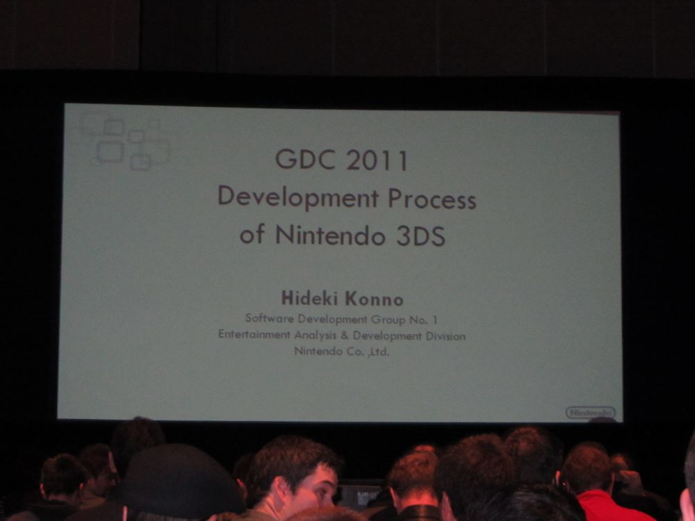 Nintendo 3DS Development