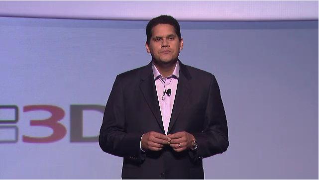 Reggies Fills-Aime, President & COO of Nintendo of America