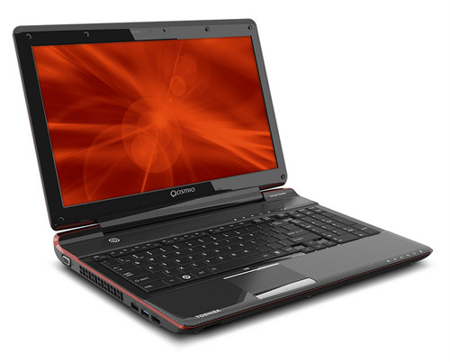 F755 Glasses-Free Toshiba Notebook