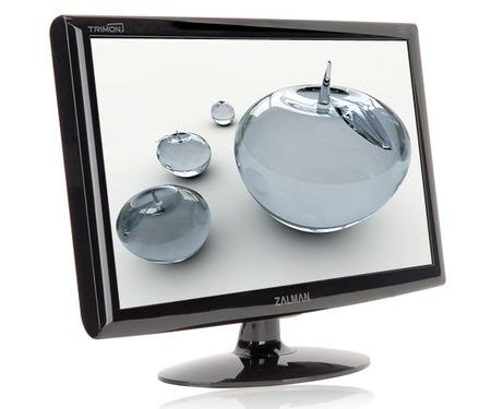 Zalman 3D Monitor